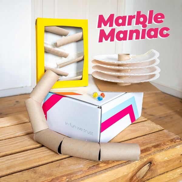 Marble Maniac